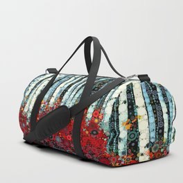 :: Begonia Birch :: Duffle Bag