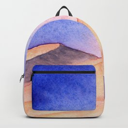 A Sea of Dunes Backpack