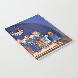 Gossip Notebook