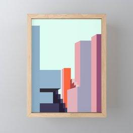 I'm a minimalist Framed Mini Art Print