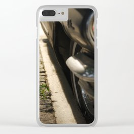 On The Road Again (Pt 1) Clear iPhone Case