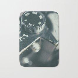 Classic Camera Bath Mat