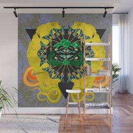 Medusa Mandala  Wall Mural
