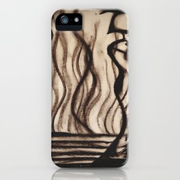 Snoitcelfer-reflectionS iPhone Case