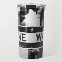 One Way Travel Mug