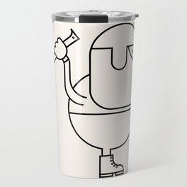 Woodcutter Travel Mug