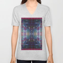 (Charging, Chanting Down) The Jungle Line Unisex V-Neck