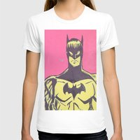 bats T-shirts featuring Bats by Michael Fitzgerald Troy