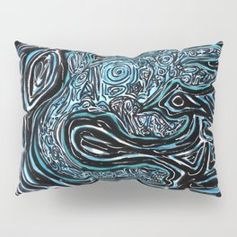 Underwater Secrets Pillow Sham