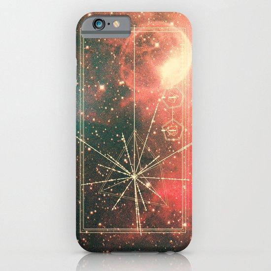Pulsar Map iPhone & iPod Case