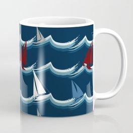 Nautical Sailing Coffee Mug