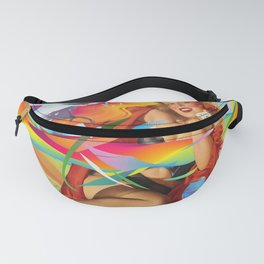 Life In Color Fanny Pack