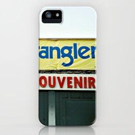 Souvenirs iPhone Case