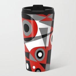 Abstract #908 Travel Mug