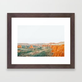 Travel Now #photography #nature Framed Art Print