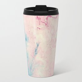 Fluid Blood Marble Travel Mug