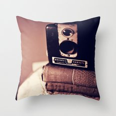 Vintage Love Throw Pillow