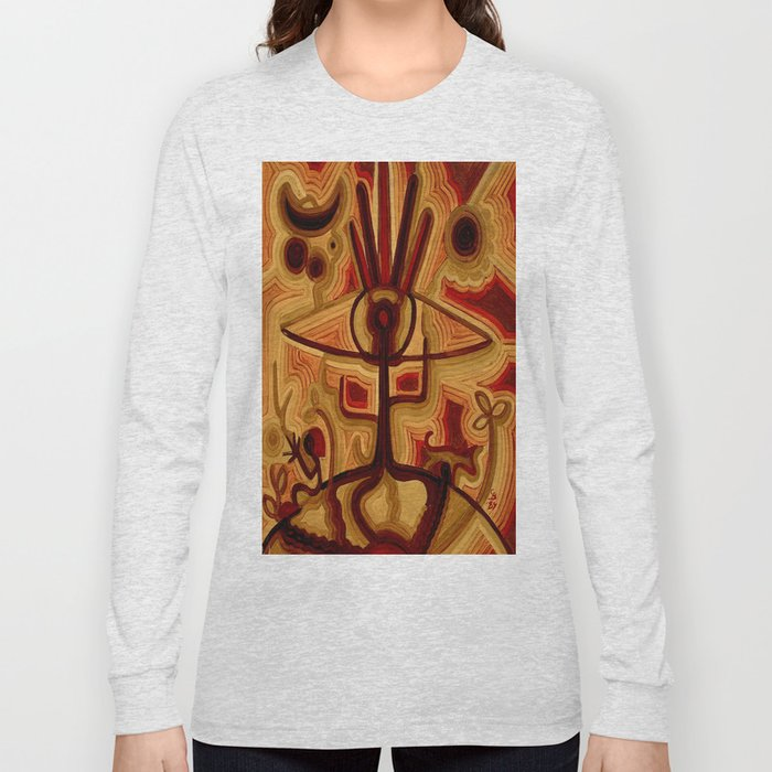 Together in God's Eye Long Sleeve T-shirt