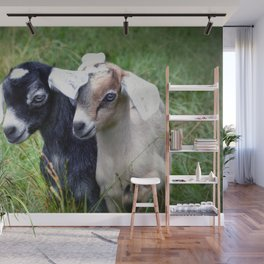 Two Kids Wall Mural