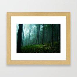 Within light Framed Art Print