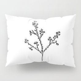 Wildflower in the Meadow Pillow Sham