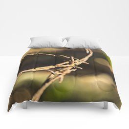 Barb wire Comforters