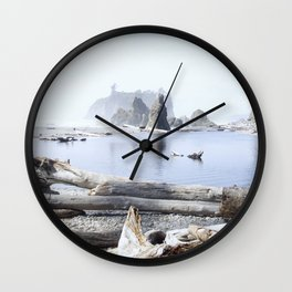 PNW II Wall Clock