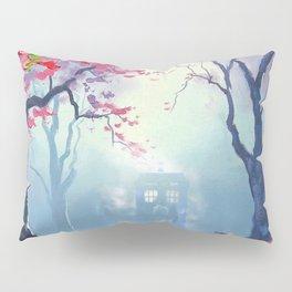 TARDIS CLOUD art painting Pillow Sham