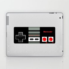 Classic retro Nintendo game controller iPhone 4 4s 5 5c, ipod, ipad, tshirt, mugs and pillow case Laptop & iPad Skin