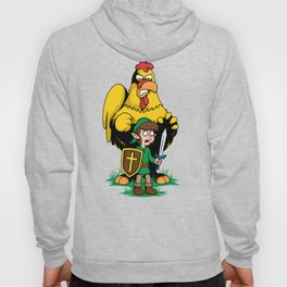 The Legend of Ernie (light background) Hoody