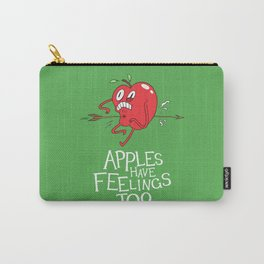 Apple Shot Carry-All Pouch
