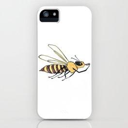 Lipstick Bee iPhone Case