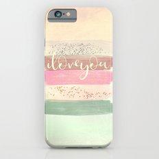 Sweet Nothings Slim Case iPhone 6s