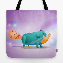 Fan Art Installment 1: Perry on the Wind Tote Bag