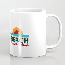 Encinitas - California. Coffee Mug