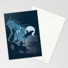 Princess Mononoke Tribute Stationery Cards