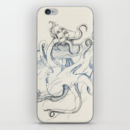Kraken iPhone Skin