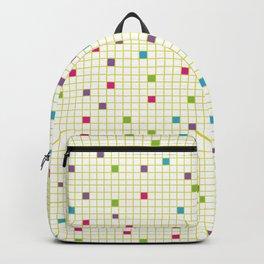 Geometric Defragmentation Backpack