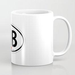 Hollywood Beach - Florida. Coffee Mug