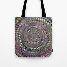 Fractal Well Tote Bag