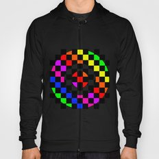 Triggle | Colorful Secret Geomoetry | Play Hoody