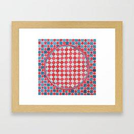 Callan Framed Art Print