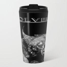A W-olverine Named Howlie Travel Mug
