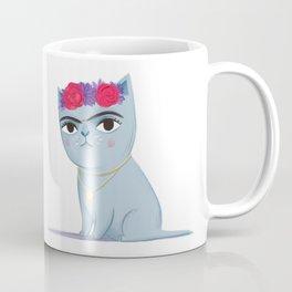 Frida Khato Coffee Mug