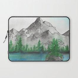 Geometric Mountain 2 Laptop Sleeve