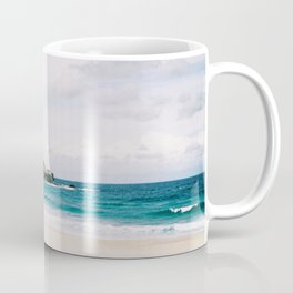 You In The Light & Nothing Else Coffee Mug