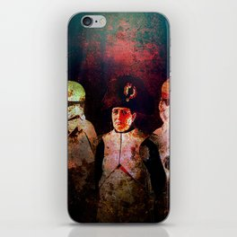 Napoleon's arrest iPhone Skin