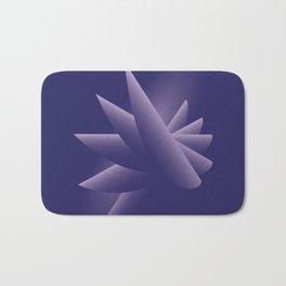 Violet wings Bath Mat