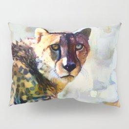 Your Cheetah Eyes Pillow Sham