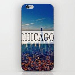 Chicago City iPhone Skin